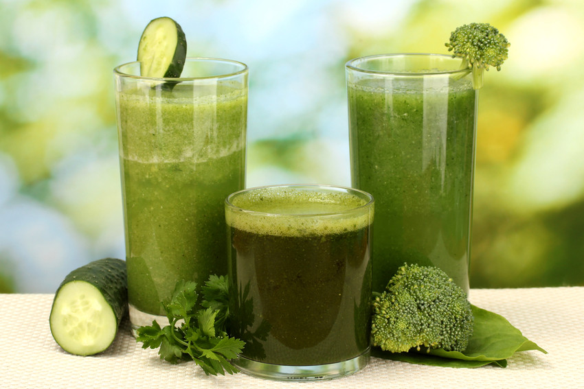 BroccoliCucumberGreenJuice